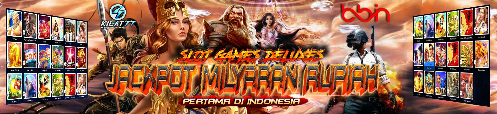 BBIN Slot Online Jackpot Milyaran Rupiah