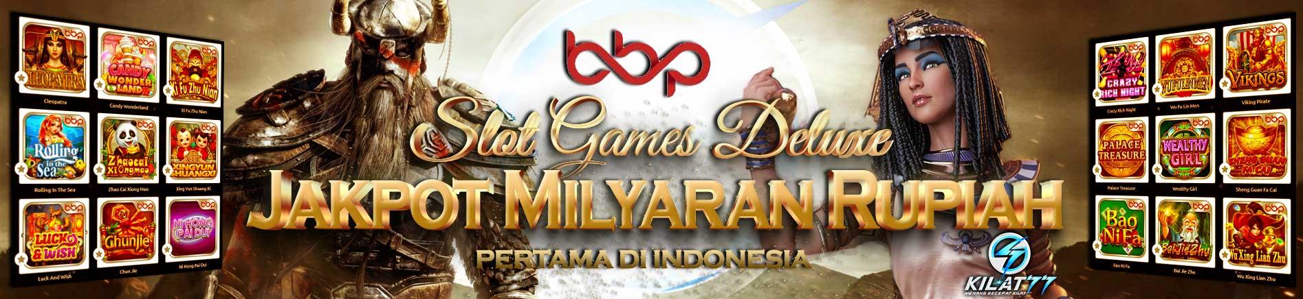BBP Slot Online Jackpot Milyaran Rupiah